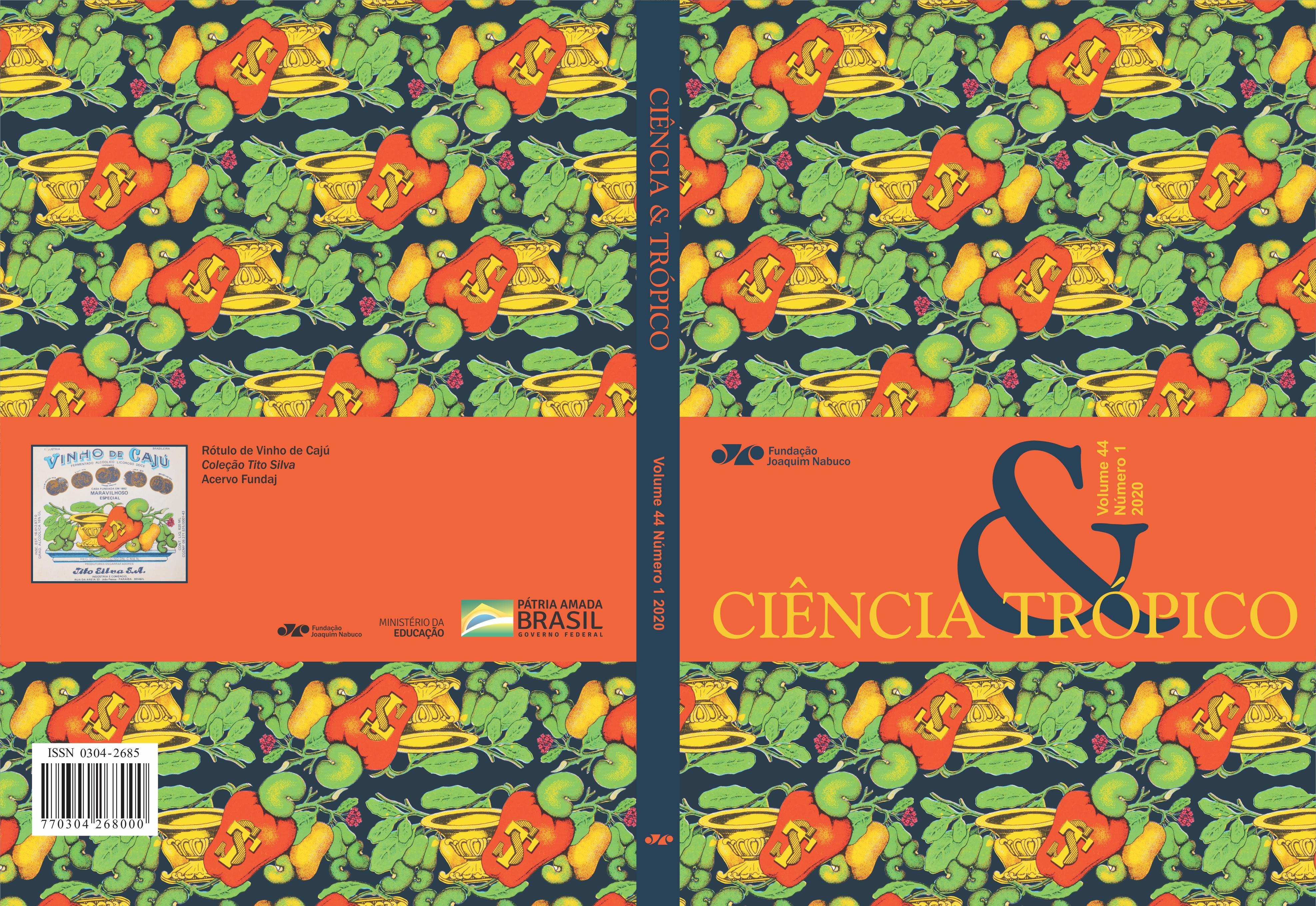 Rótulo de Vinho de Cajú, Coleção Tito Silva - Acervo Fundaj