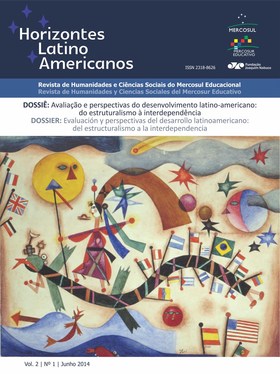 AVALIAÇÃO E PERSPECTIVAS DO DESENVOLVIMENTO LATINO-AMERICANO: DO ESTRUTURALISMO À INTERDEPENDÊNCIA